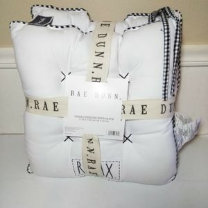 Rae Dunn Chair Cushion NEW